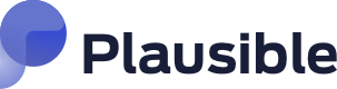 Plausible logo